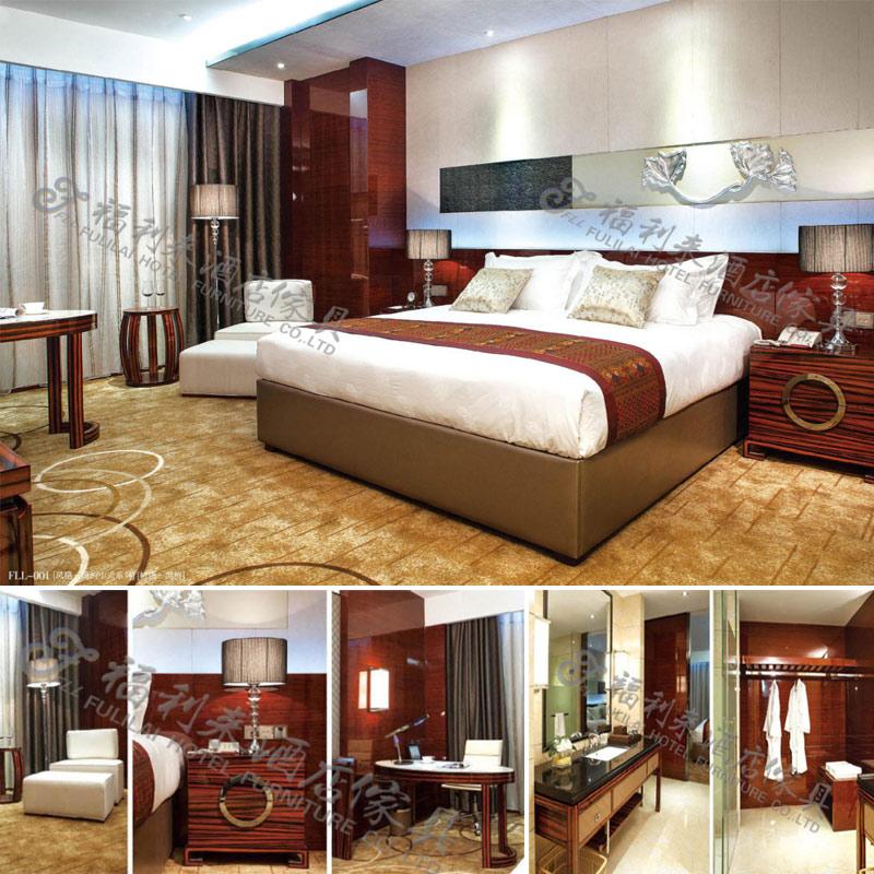 Hotel Bedroom Set (LUX)
